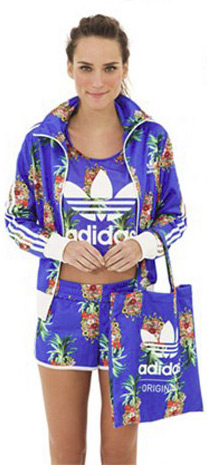 bolsas Farm e Adidas Originals