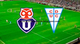 Catolica y U de Chile Clasico Torneo 2013