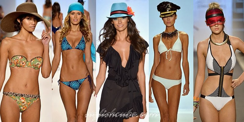 Summer 2014 Women's Beach Fashion Trends