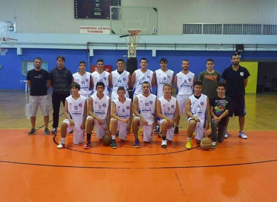 ΠΟΜ πρωταθλητές Χαλκιδικής