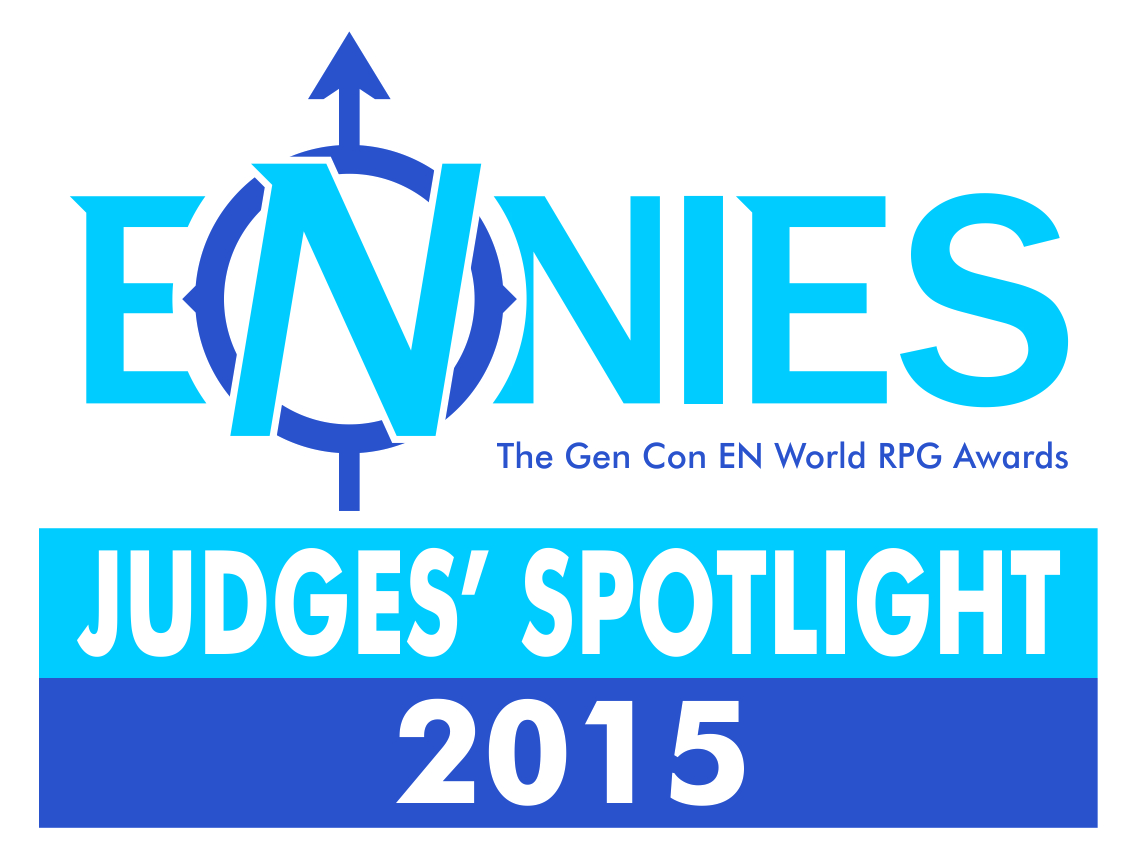 2015 Judges Spotlight Award Winner