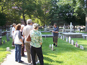 Christ Church Cemetary tour