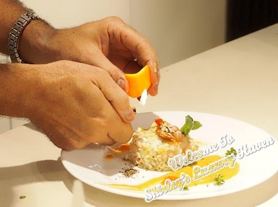 afc studio chef diego appetizer