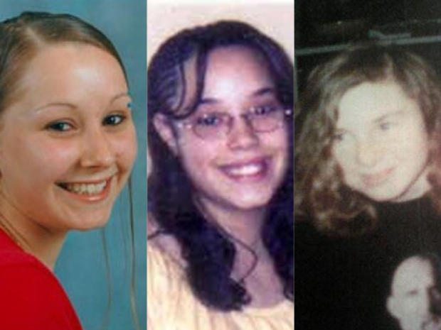 Three women who disappeared 10 years ago, found alive in a house in ...