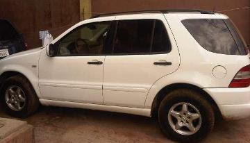 2001 Mercedes Benz M Class For Sale