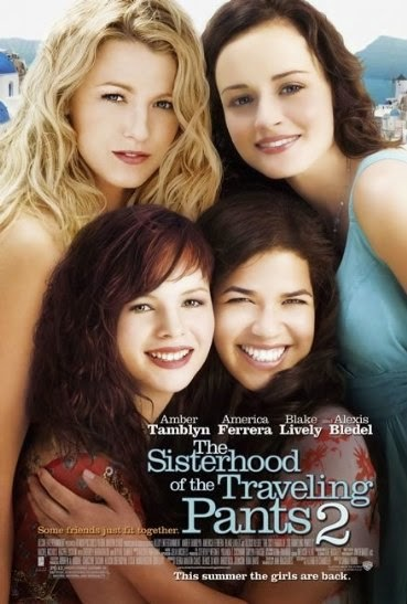 Tình Chị Em 2 - The Sisterhood Of The Traveling Pants 2 - 2008