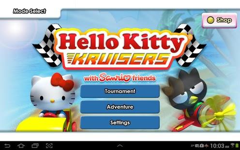 Hello Kitty® Kruisers APK + DATA v1.11 Download