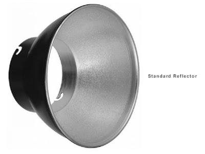 Standard Reflector Dish for Studio Strobes