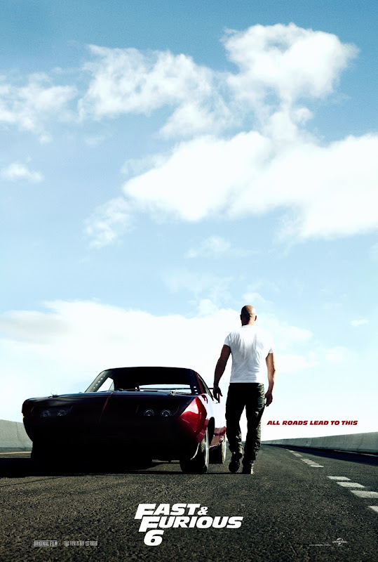 ตัวอย่างหนังซับไทย - Fast & Furious 6 (เร็วแรงทะลุนรก 6) ..วิน ดีเซล แท็คทีมซิ่งกับ เดอะ ร็อค !! poster