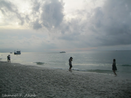 Morning on Koh Samet Island