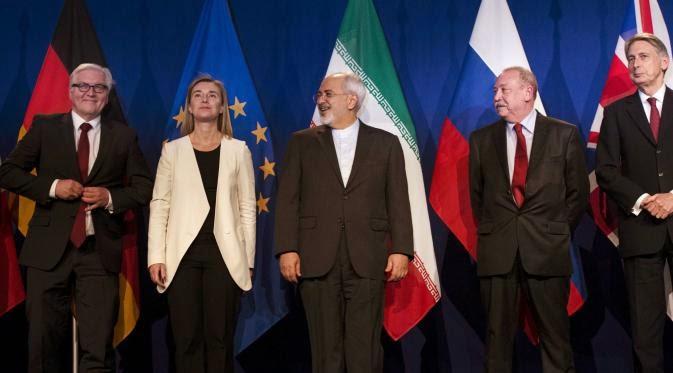 Kesepakatan Nuklir : Perayaan untuk Iran, 'Ancaman' Buat Israel