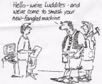Luddites cartoon