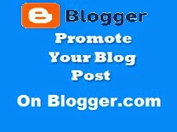 How to Promote Your Blog on Blogger.com : eAskme
