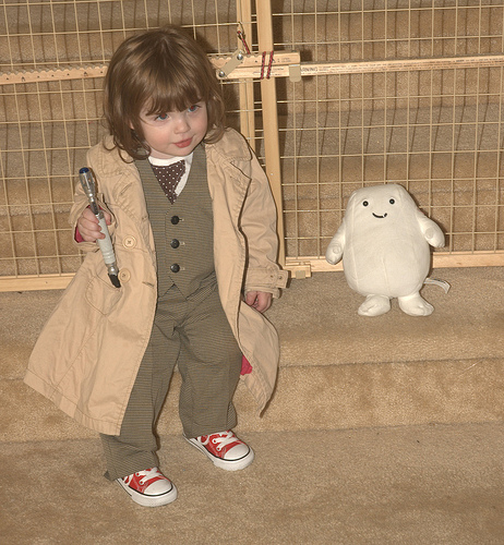 & Dr. Who Kids Costumes