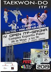 IV OPEN ITF-GIRONA