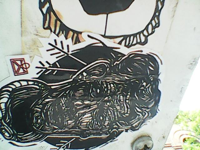 STREET  SOCIAL  ART  MADRIS