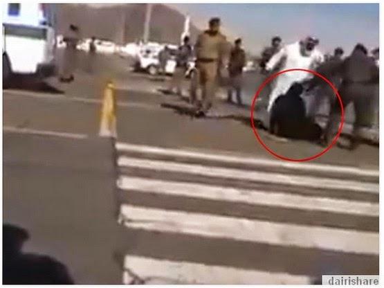 NGERI Video Wanita Menjerit Sebelum Dihukum Pancung di Saudi Arabia