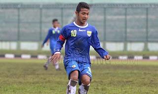 Gian Zola Cetak Rekor untuk Persib Bandung