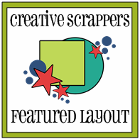 Featured Layout on Creative Scrappers!