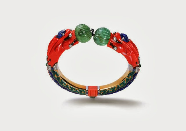 Cartier Chimera Bangle - India China Timeless Look Blog