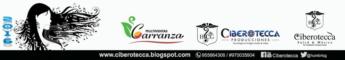 ¡Bienvenidos! a CIBEROTECCA