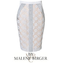 Crown princess Victoria in BY MALENE BİRGER Skirt - Style
