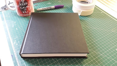 Whoopidooings: Can I Fill This sketchbook by September?