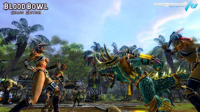 Blood Bowl Chaos Edition PC Full Descargar 2012 Prophet