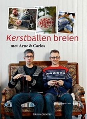 Kerstballen breien met Arne &amp; Carlos