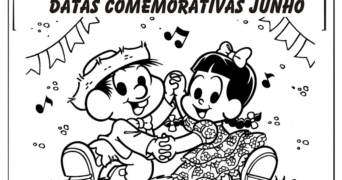 Extremamente Datas Comemorativas Mês de Junho | Ideia Criativa - Gi Barbosa  VO89