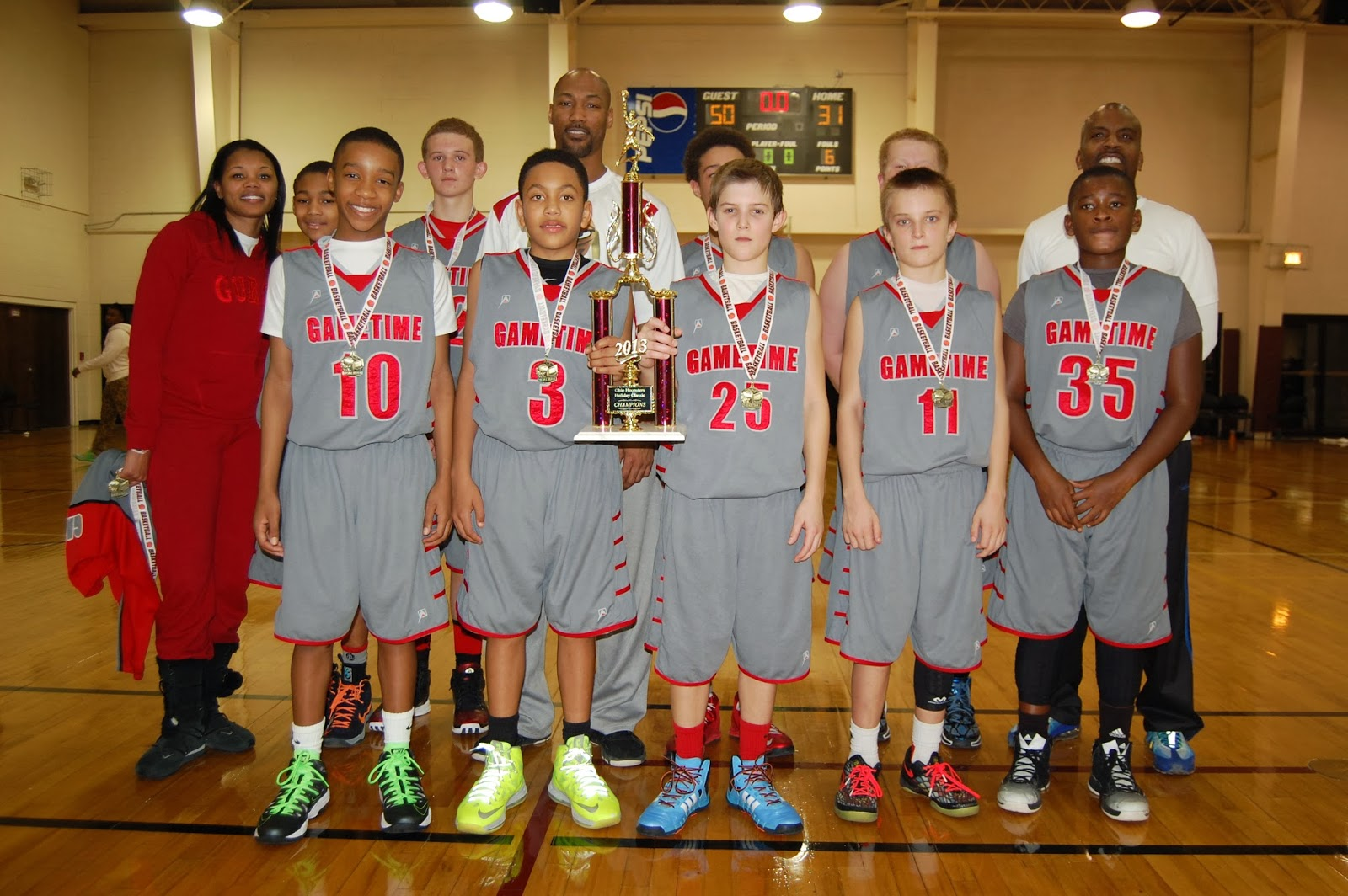 .: 2013 Ohio Hoopsters Holiday Classic Recap