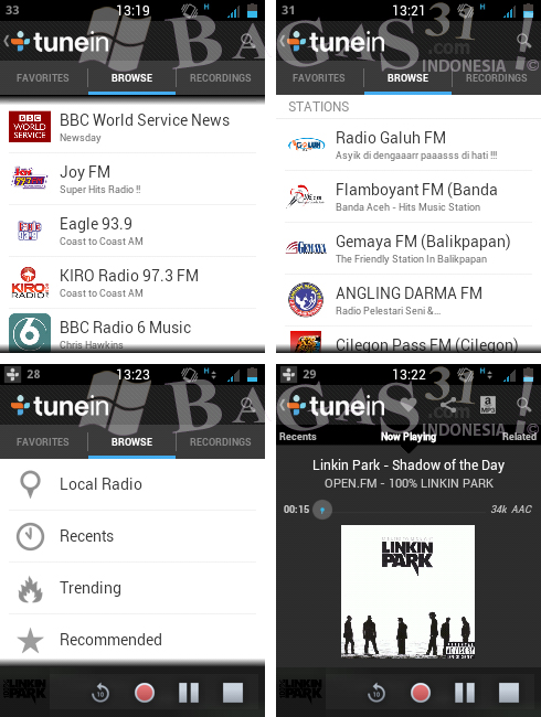 TuneIn Radio Pro 7.0 for Android 2