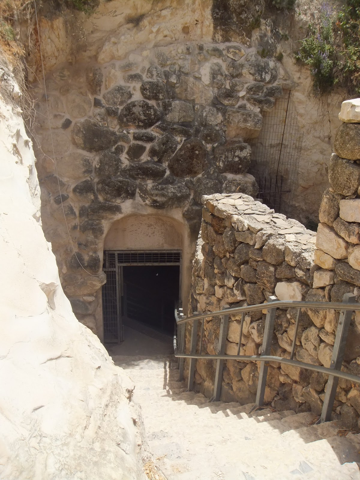 Water System In Tel Megiddo
