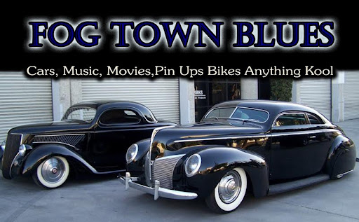 FogTown Blues