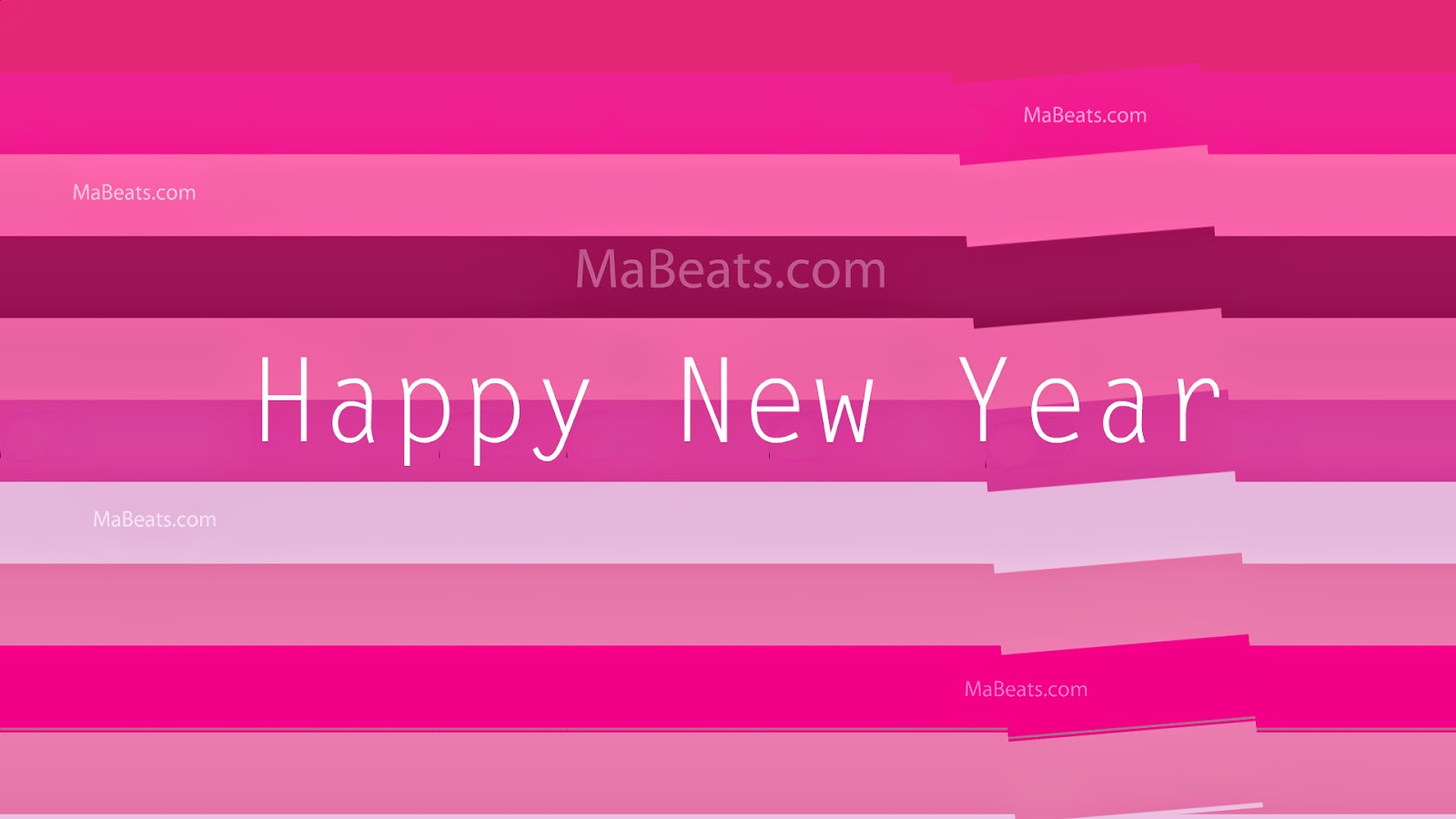 Happy pinky new year - pinky wishes