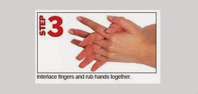 7 langkah cara mencuci tangan yang benar menurut who sdit madani jangan lupa jari jari tangan gosok sela sela jari hingga bersih ccuart Images
