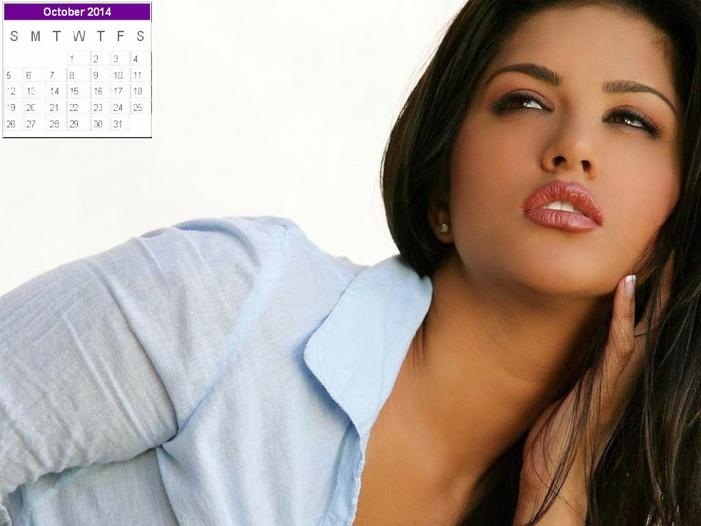 Sunny Leone Calendar 2014 Sunny Leone New Year 2014 Calendar 2014