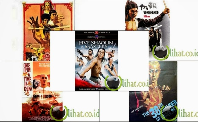 10 Film Silat Mandari (Kungfu) Terbaik Sepanjang Sejarah