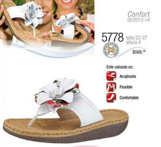 calzado de andrea confort 566.90