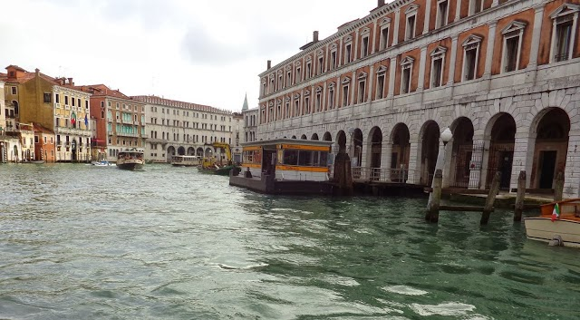 Vaporetti, Venice