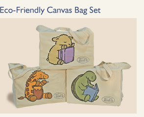 canvas totes for grocery shopping with kids