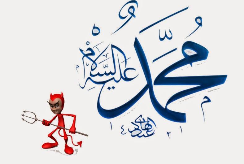 Kisah Islami Dialog Nabi Muhammad SAW dengan Iblis