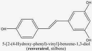 üzümde bulunan resveratrol
