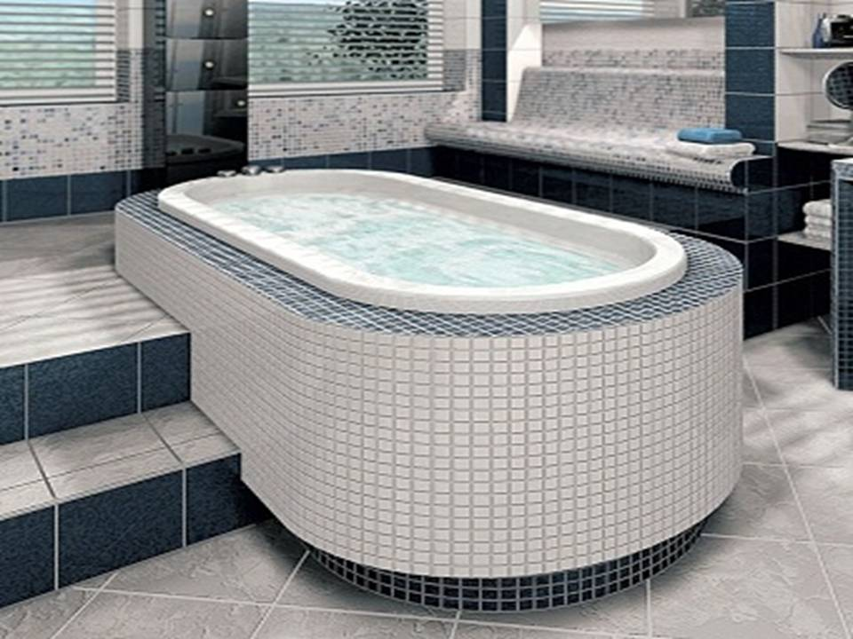 Premier 1700mm Double Ended Freestanding Bath .