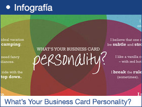 What's Your Business Card Personality?