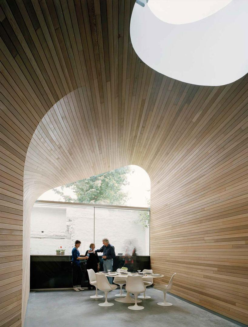 A f a s i a 51n4e architects - Vult room ...
