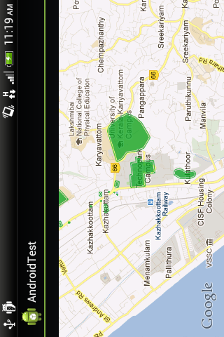 Android Beginning Bunch Android Draw Multiple Polygon On Map Overlay