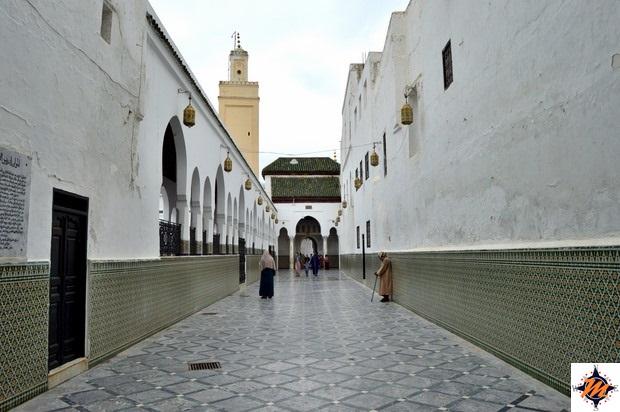 Moulay Idriss, mausoleo di Moulay Idriss