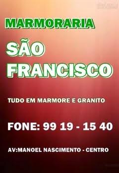 MARMORARIA SÃO FRANCISCO