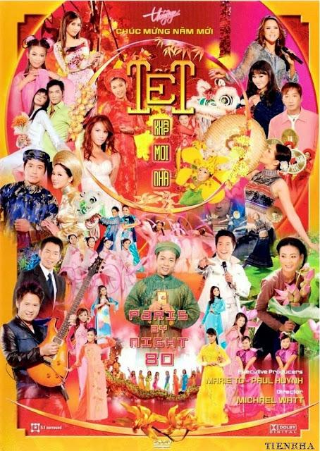 PBN Karaoke 52: Tết khắp mọi nhà (DVD9)